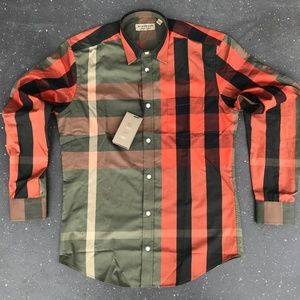 BURBERRY London England Shirt Casual NWT